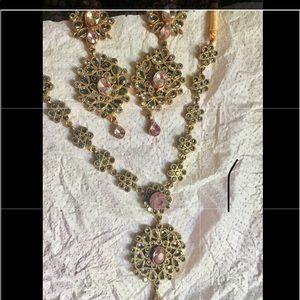 Jewelry - Kundan set